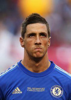 Fernando Torres - Chelsea v SL Benfica