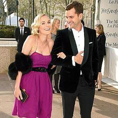 Style Redux: Stylish Couples-Diane Kruger & Joshua Jackson
