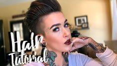 Short Hair: Updated Hair Tutorial