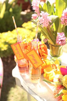 Fun and Colorful Lilly Pulitzer Wedding IdeasPhoto Credit: Krystal Zaskey Photography www.krystalzaskeyphotography.com