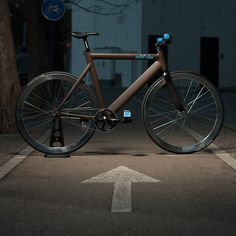 fuckyeahfixedgear: Leader 735 TR Custom matt chocolate frame by Asfalt Shop http://www.asfaltshop.cat