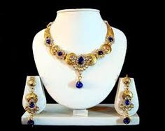Image result for antique kundan jewellery