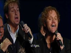 """""""Hide Thou Me"""" By The Gaither Vocal Band (2010) I want to sit in the front row."""