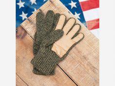 Upstate Stock Deerskin Gloves