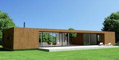 Casa modular Tipo A - Vivienda 3 dormitorios - Unique Houses