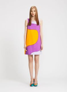 Gaia by Marimekko Marimekko Dress, Summer Chic, Everything Pink, Street Outfit, Colorful Fashion, Wearable Art, Your Style, Fashion Beauty, Fashion Dresses
