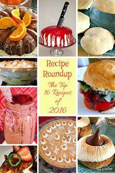 Here is a collection of the top recipes from Life With Lorelai in 2016. We know you will enjoy this recipe roundup. It's the best of the best!