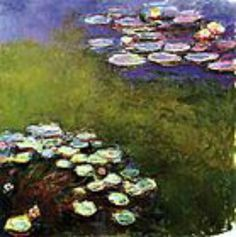 Nymphaes by Monet