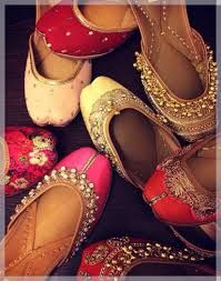 Image result for punjabi jutti with jeans