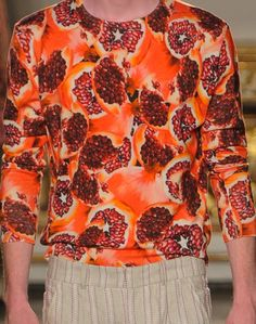 patternprints journal: PRINTS, PATTERNS, TEXTURES AND TEXTILE SURFACES FROM MENSWEAR S/S 2016 COLLECTIONS / MILANO CATWALKS Stella Jean