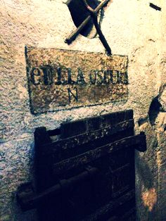 #dark #cell in #prison #palazzoducale #venice