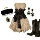 Country girl style...holy cow, LOVE IT!!!