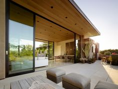 Charlie Barnett Associates Architects: Residential Architecture in the San Francisco Bay Area - San Anselmo Residence