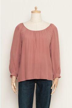 Jodelina Silk Top / $2,350