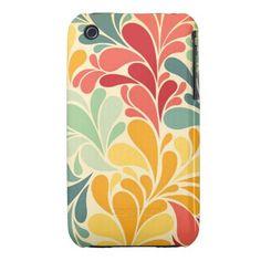 iPhone3G/3GS case, iPhone3G/3GS hard case, best iPhone case, iPhone cases, iPhone3G/3GS case decoupage - Leaf. $19.50, via Etsy.