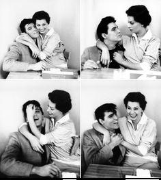 Elvis Presley & Sophia Loren
