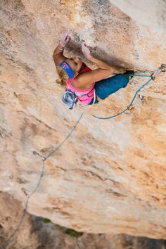 Into Rock Climbing? Meet Your New Idol, 21-Year-Old Champion Sasha DiGiulian