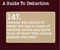 A guide to deduction 147.