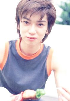 My Japanese Bias ♥ Matsimoto Jun ♥ J-Pop group Arashi ♥ 2013 Lucky Seven ♥ 2003 Kimi Wa Petto (You're My Pet)