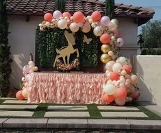 Check out this splendid baby shower brunch - what an original design and development 1st Birthday Girl Decorations, 1st Birthday Party For Girls, Girl Birthday Themes, Baby Girl Shower Themes, Girl Baby Shower Decorations, Baby First Birthday, Birthday Ideas, Shower Party, Baby Shower Parties