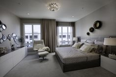 Landmark Condominium | Model B |Sleek Design | Neutral Colors | Modern Design | Home Design | Doral, FL | Lennar