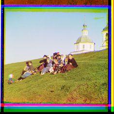 Prima della rivoluzion  e, la Russia degli zar a colori