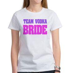 T-Shirt  Bachelorette Party  bride