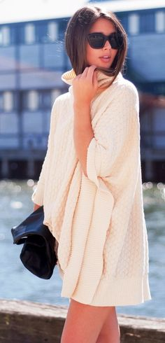 knits...what else can give you such great style and total comfort??? Love it  ...//MD