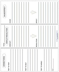 Use these ready to print book report pages with any fiction book, year to year. Your students' reading strategies and comprehension will improve with consistent use of these pages. priced item
