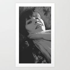 Summer Shine Art Print by Jinzha Bloodrose - $14.56