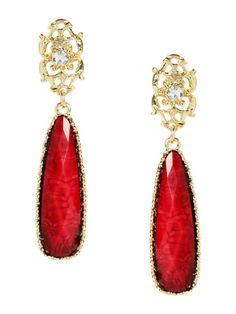Tino Island Drop Earrings