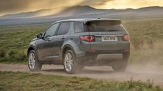First drive: Land Rover Discovery Sport - BBC Top Gear