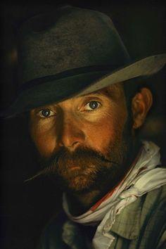 Nevada Cowboy by William Albert Allard . National Geographic