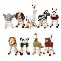 Animal Stool crochet part 2 Diy Crochet And Knitting, Chunky Crochet, Crochet Home, Baby Sewing Projects, Crochet Projects, Stool Cover Crochet, Animal Rug, Crochet Cactus, Stool Covers