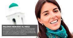 El Centro de Estudios Espinosa Yglesias (CEEY) difundió esta mañana documentos con los que comprueba que Paloma Merodio Gómez, la candidata del Presidente Enrique Peña Nieto a la Vicepresidencia del Instituto Nacional de Estadística y Geografía (Inegi), no cumple con los requisitos de Ley para asumi
