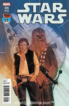 Star Wars Comic Books, Star Wars Comics, Marvel Comics, Han Solo And Chewbacca, Star Wars Han Solo, Star Wars Poster, Star Wars Art, Phil Noto, Episode Iv