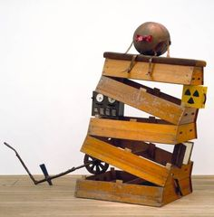 Tate glossary definition for assemblage: Art made by assembling disparate elements often scavenged by the artist, sometimes bought specially Importance Of Agriculture, Pop Art, Neo Pop, Art Terms, Tate Gallery, Tate Britain, English Heritage, Assemblage Art, Mixed Media Collage