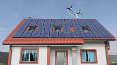 Our clients work hard for a more sustainable world. Lead Edge, Solar Panels, Rooftop, Sustainability, World, Outdoor Decor, Home, Design, Sun Panels
