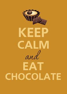 Whatever the problem, chocolate is the answer! quotes ile ilgili görsel sonucu