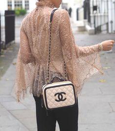 Chanel Vanity Case | pinterest: @Blancazh