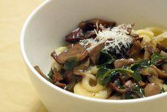 Rich No-Cream Wild Mushroom Pasta Sauce