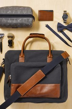 8b6dc59b0e56 Work-to-Weekend Warriors. Mens Work BagsLeather ...