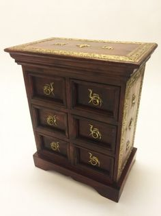 Indian Bedside Table Mohini