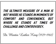Martin luther king nonviolence essay