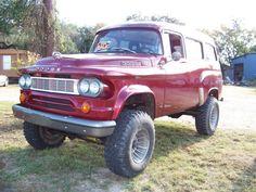 1965 Dodge Town Wagon Power Wagon