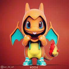 ArtStation - Charmander Kawaii, Sergio Perez Lopez Pokemon Charmander, All Pokemon, Pikachu Drawing, Cute Pokemon Wallpaper, Sergio Perez, Colored Pencils, Dragon Ball, Character Art, Chibi