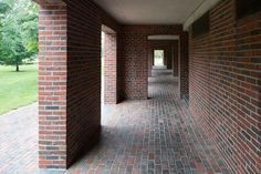 https://flic.kr/p/azFxSr | library at Phillips Exeter Academy, Exeter, NH | D607_002 23/09/2011 : Exeter, NH, Main St: library at Phillips Exeter Academy (Louis I. Kahn, 1965-71)
