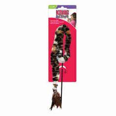 Kong Dr Noys Cat Toys Swizzle Bird | Pet-Supermarket.co.uk