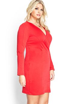 forever-21-red-draped-surplice-bodycon-dress-product-1-19473252-3-180388078-normal
