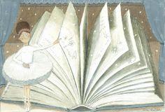 I present…the book! / Os presento… un libro! (ilustración de Rita Cardelli)